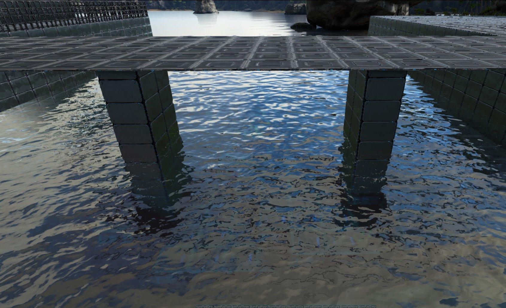 Fabriquer Un Petit Pont De Bois construire des ponts et des bases amphibies - guides - ark