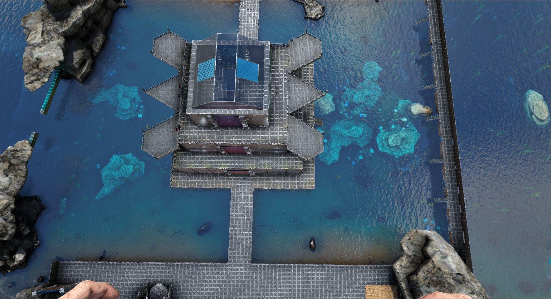 Construire Des Ponts Et Des Bases Amphibies Guides Ark